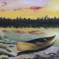 Acrylic on canvas, 2012.