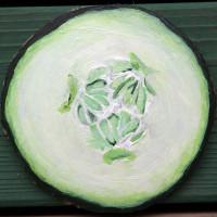 Fruit & veggie coasters. 2012.
